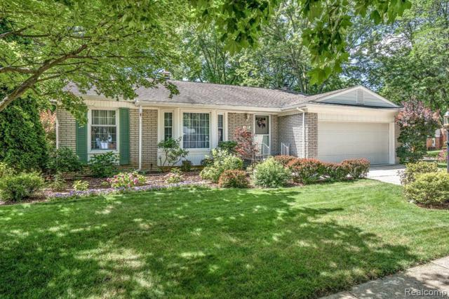 1785 Gloucester St, Plymouth, MI 48170 (MLS #R219069303) :: The Toth Team