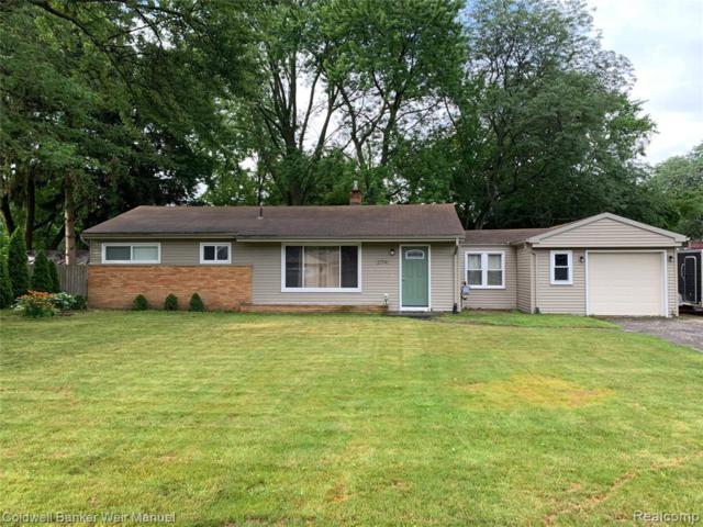 21741 N Tuller Crt, Southfield, MI 48076 (MLS #R219069502) :: Berkshire Hathaway HomeServices Snyder & Company, Realtors®