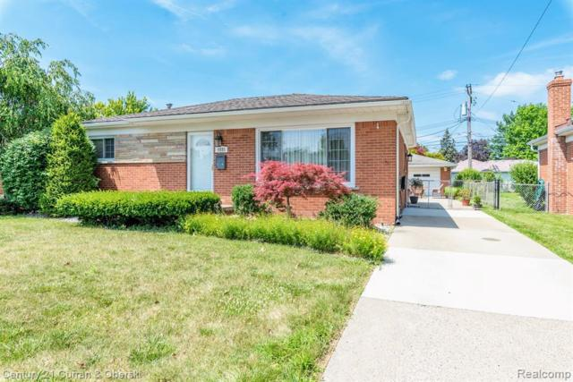 6935 Cronin Dr, Dearborn Heights, MI 48127 (MLS #R219069628) :: Berkshire Hathaway HomeServices Snyder & Company, Realtors®