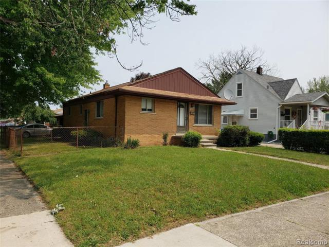25048 Hass St, Dearborn Heights, MI 48127 (MLS #R219069946) :: The Toth Team