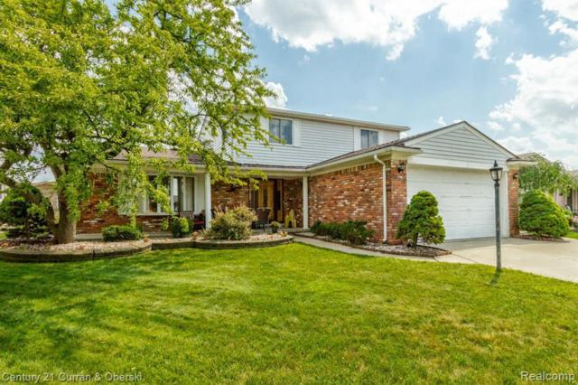 26311 Sims St, Dearborn Heights, MI 48127 (MLS #R219070136) :: The Toth Team