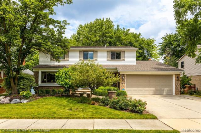 45438 Plum Holw, Canton, MI 48187 (MLS #R219070186) :: Berkshire Hathaway HomeServices Snyder & Company, Realtors®