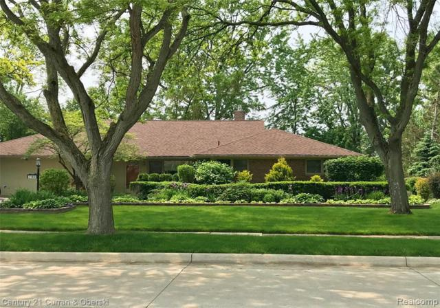 21831 Willoway Rd, Dearborn, MI 48124 (MLS #R219070380) :: Berkshire Hathaway HomeServices Snyder & Company, Realtors®