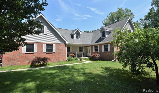 13586 Hannan Rd, Belleville, MI 48111 (MLS #R219070601) :: Berkshire Hathaway HomeServices Snyder & Company, Realtors®