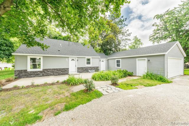 3390 Hill Rd, Lake Orion, MI 48360 (MLS #R219070702) :: Berkshire Hathaway HomeServices Snyder & Company, Realtors®