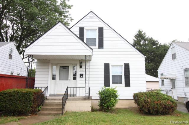 21780 Normandy Ave, Eastpointe, MI 48021 (MLS #R219070802) :: Berkshire Hathaway HomeServices Snyder & Company, Realtors®