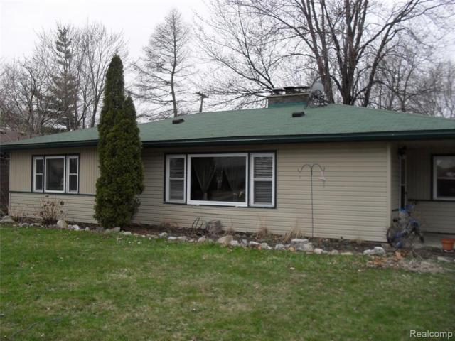 1620 Grange Rd, Trenton, MI 48183 (MLS #R219070803) :: Berkshire Hathaway HomeServices Snyder & Company, Realtors®