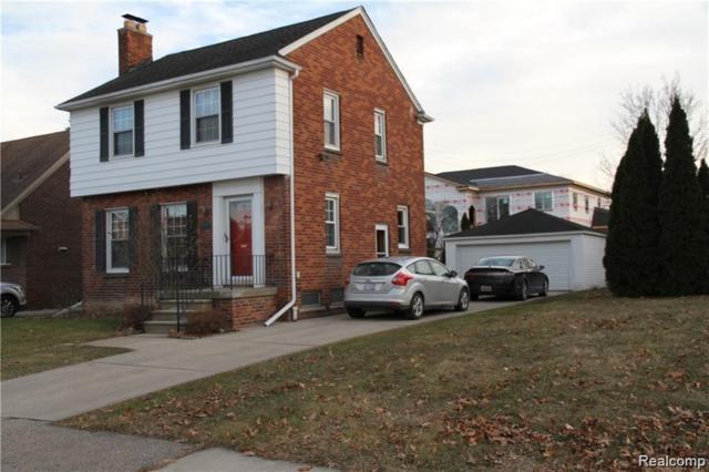 22613 Cobb, Dearborn, MI 48124 (MLS #R219070811) :: Berkshire Hathaway HomeServices Snyder & Company, Realtors®