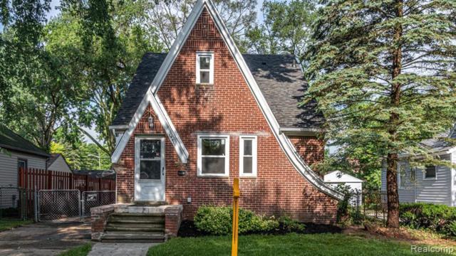 19911 Norborne, Redford, MI 48240 (MLS #R219070855) :: Berkshire Hathaway HomeServices Snyder & Company, Realtors®