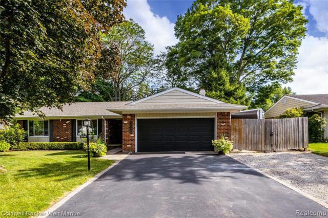 41149 Park Forest Crt, Novi, MI 48375 (MLS #R219071448) :: Berkshire Hathaway HomeServices Snyder & Company, Realtors®