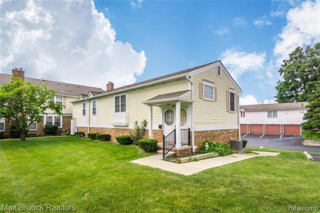 21360 E Glen Haven Cir, Northville, MI 48167 (MLS #R219071607) :: Berkshire Hathaway HomeServices Snyder & Company, Realtors®