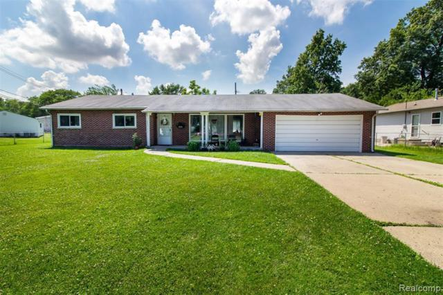 26393 Rialto St, Madison Heights, MI 48071 (MLS #R219071634) :: The Toth Team