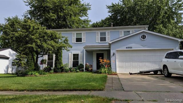 41925 Cherry Hill Rd, Novi, MI 48375 (MLS #R219072240) :: Berkshire Hathaway HomeServices Snyder & Company, Realtors®
