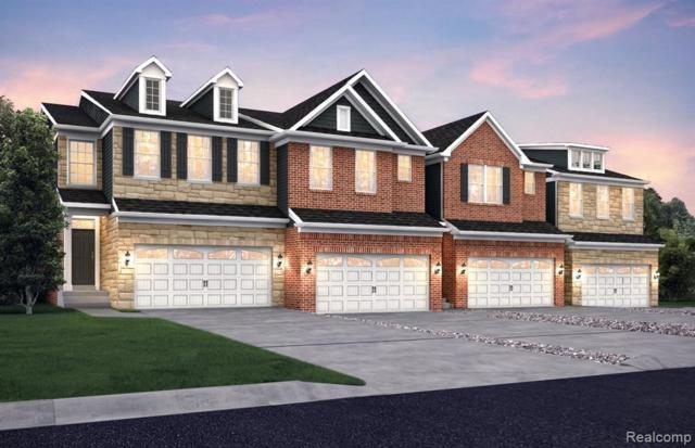 43683 Chancellor Ln, Novi, MI 48375 (MLS #R219072321) :: Berkshire Hathaway HomeServices Snyder & Company, Realtors®