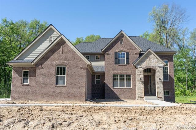 47622 Alpine Dr, Novi, MI 48374 (MLS #R219073166) :: Berkshire Hathaway HomeServices Snyder & Company, Realtors®