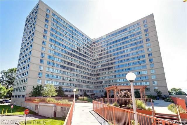 8900 E Jefferson Ave, Detroit, MI 48214 (MLS #R219073627) :: Berkshire Hathaway HomeServices Snyder & Company, Realtors®