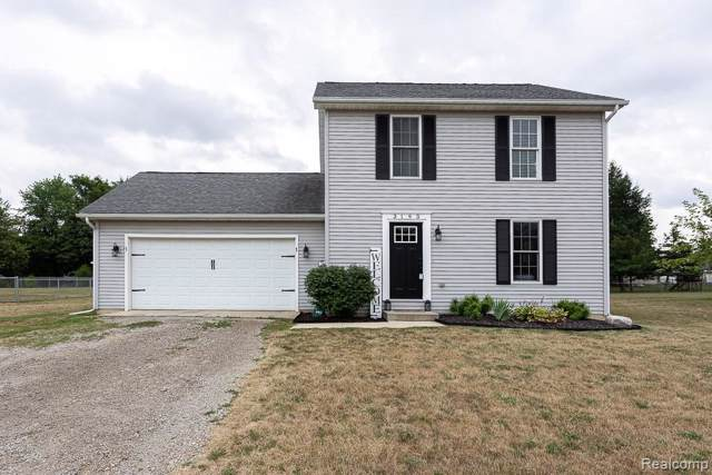 3193 Beaver Creek Rdg, Adrian, MI 49221 (MLS #R219079216) :: The Toth Team