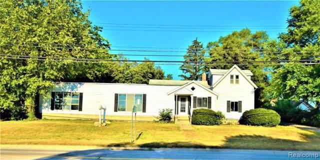 67255 Van Dyke Rd, Washington, MI 48095 (MLS #R219081204) :: The Toth Team