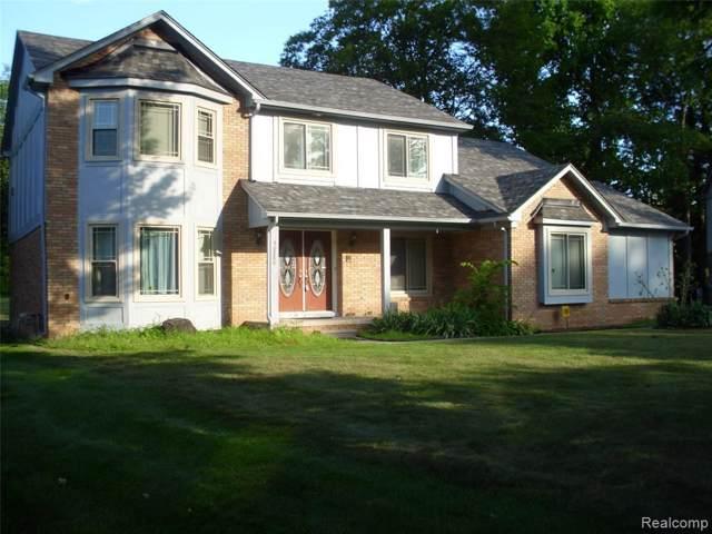 40889 Firesteel Dr, Sterling Heights, MI 48313 (MLS #R219081585) :: Berkshire Hathaway HomeServices Snyder & Company, Realtors®