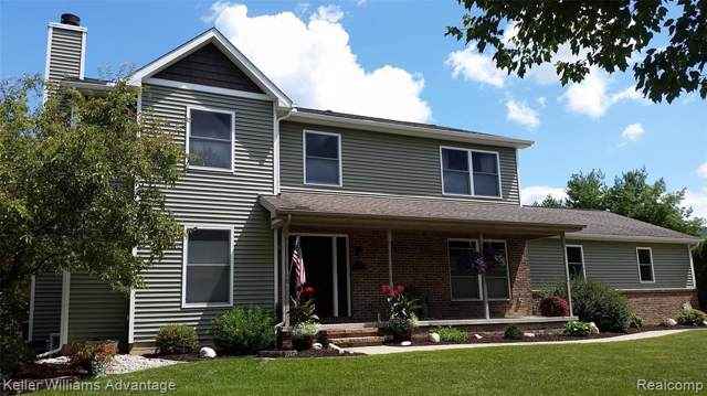 1330 Saint James Pl, Chelsea, MI 48118 (MLS #R219082020) :: The Toth Team