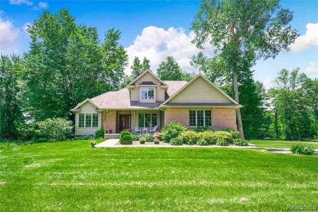 5656 Golf Club Rd N, Howell, MI 48843 (MLS #R219082071) :: Berkshire Hathaway HomeServices Snyder & Company, Realtors®