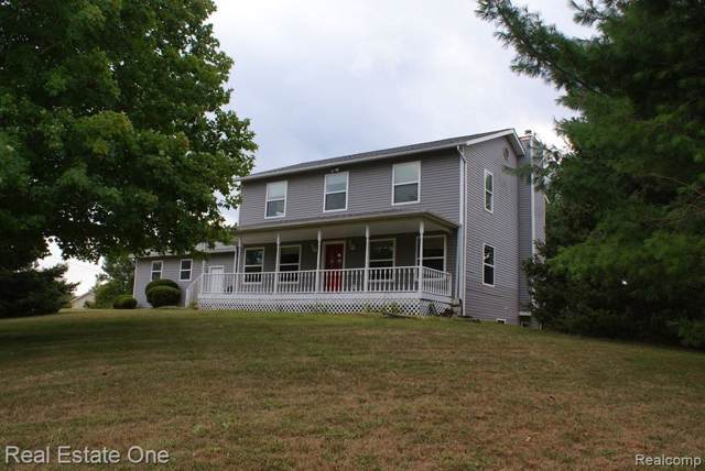 4629 Five Lakes Rd, North Branch, MI 48461 (MLS #R219082196) :: The Toth Team