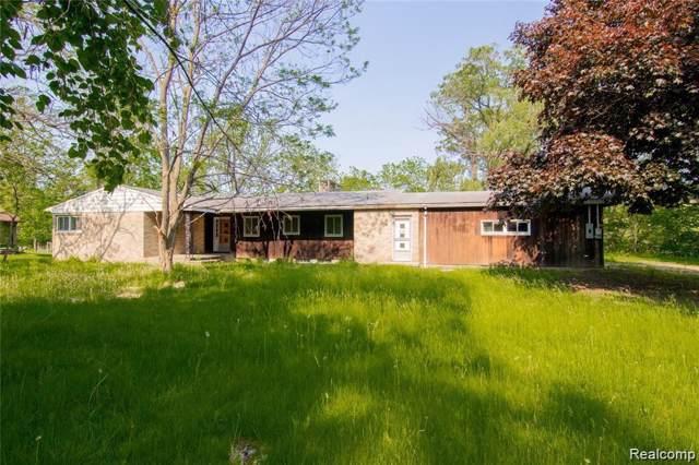 6570 Linden Rd, Fenton, MI 48430 (MLS #R219082200) :: Berkshire Hathaway HomeServices Snyder & Company, Realtors®
