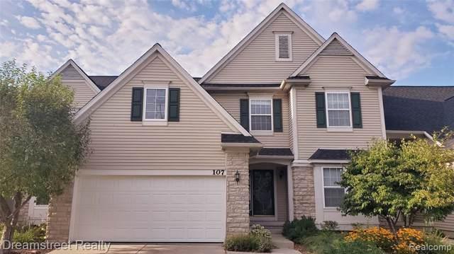 107 Burwyck Park Dr, Saline, MI 48176 (MLS #R219082231) :: Berkshire Hathaway HomeServices Snyder & Company, Realtors®