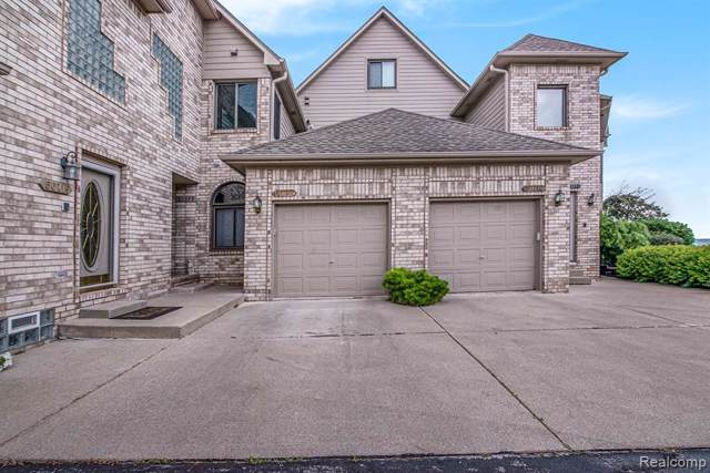 50713 Harbour View Dr S, New Baltimore, MI 48047 (MLS #R219082583) :: The Toth Team