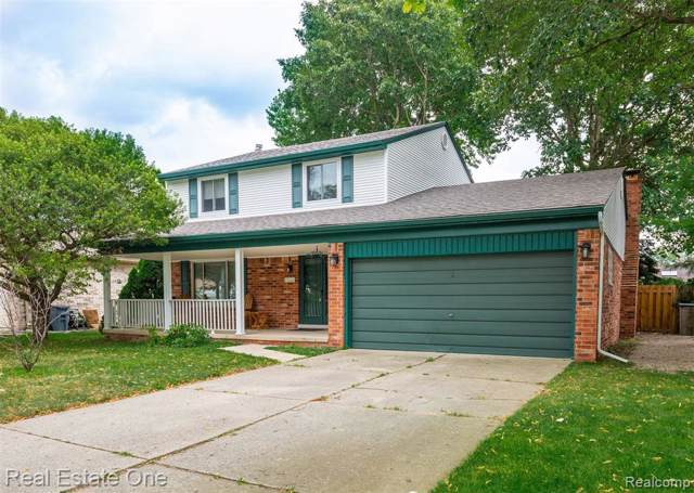 39160 Chantilly Dr, Sterling Heights, MI 48313 (MLS #R219082610) :: Berkshire Hathaway HomeServices Snyder & Company, Realtors®