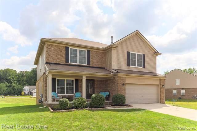 13629 Cambridge Crt, Van Buren, MI 48111 (MLS #R219082651) :: Berkshire Hathaway HomeServices Snyder & Company, Realtors®