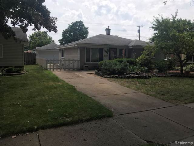 24755 Annapolis, Dearborn Heights, MI 48125 (MLS #R219082849) :: The Toth Team