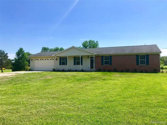 4179 Manning Dr, Glr Out Of Area, MI 48059 (MLS #R219082916) :: The Toth Team