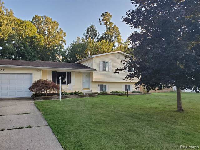 7162 Sherwood Ln, Davison, MI 48423 (MLS #R219082926) :: The Toth Team
