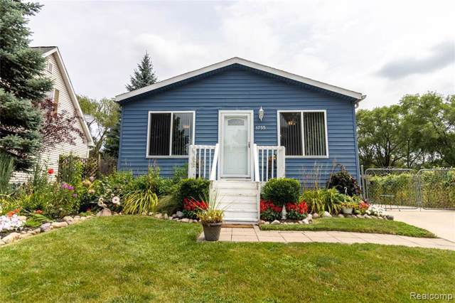 1755 Outer Ln Dr, Ypsilanti, MI 48198 (MLS #R219082982) :: Berkshire Hathaway HomeServices Snyder & Company, Realtors®