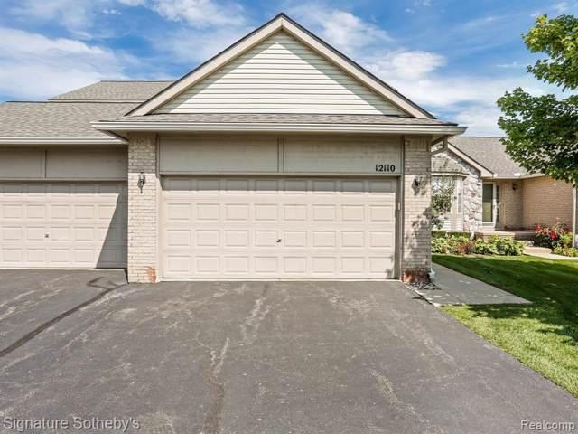 12110 Noonan Crt, Utica, MI 48315 (MLS #R219083026) :: Berkshire Hathaway HomeServices Snyder & Company, Realtors®