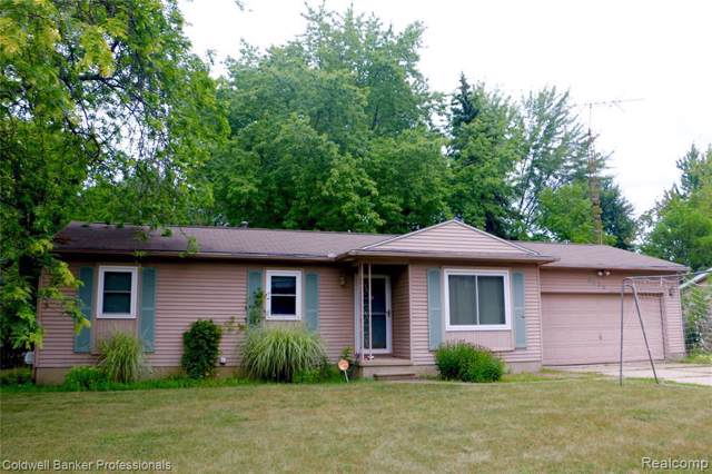 5439 E Independence Colony Rd N, Grand Blanc, MI 48439 (MLS #R219083130) :: Berkshire Hathaway HomeServices Snyder & Company, Realtors®