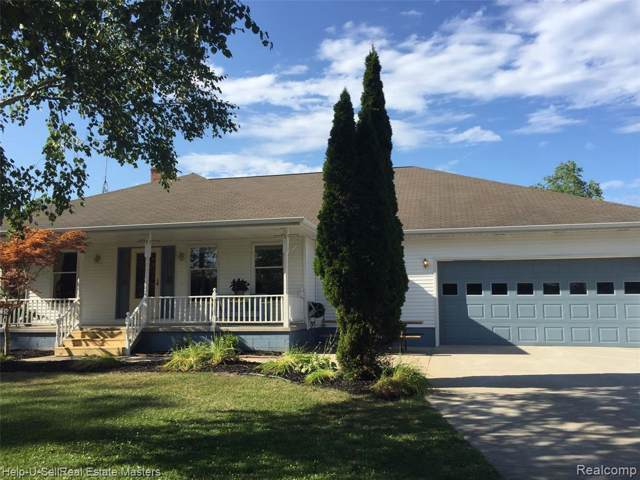 4450 Myron Rd, Glr Out Of Area, MI 48059 (MLS #R219083151) :: The Toth Team