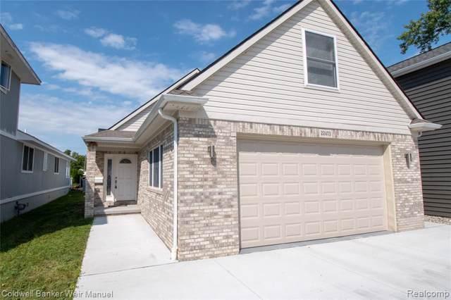 22473 Beach St, Saint Clair Shores, MI 48081 (MLS #R219083353) :: Berkshire Hathaway HomeServices Snyder & Company, Realtors®