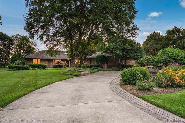 12640 Stanley Rd, Van Buren, MI 48111 (MLS #R219083574) :: Berkshire Hathaway HomeServices Snyder & Company, Realtors®