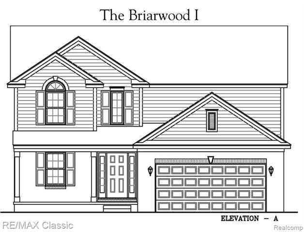 17781 Vineyard St, Brownstown, MI 48193 (MLS #R219083970) :: Berkshire Hathaway HomeServices Snyder & Company, Realtors®