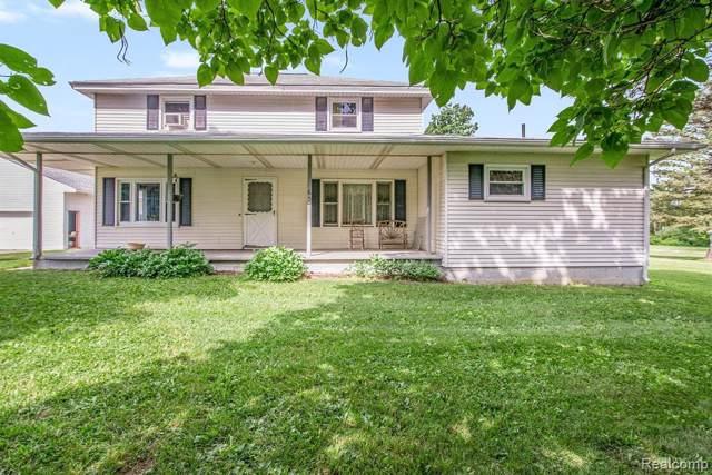 63 N Bassett Rd, Lapeer, MI 48446 (MLS #R219084035) :: Berkshire Hathaway HomeServices Snyder & Company, Realtors®