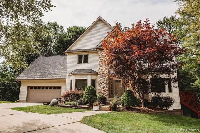 1549 Lake Metamora Dr, Metamora, MI 48455 (MLS #R219084100) :: Berkshire Hathaway HomeServices Snyder & Company, Realtors®