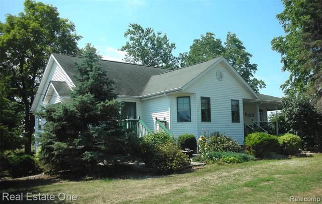 5454 Brown City Rd, Brown City, MI 48416 (MLS #R219084334) :: Berkshire Hathaway HomeServices Snyder & Company, Realtors®