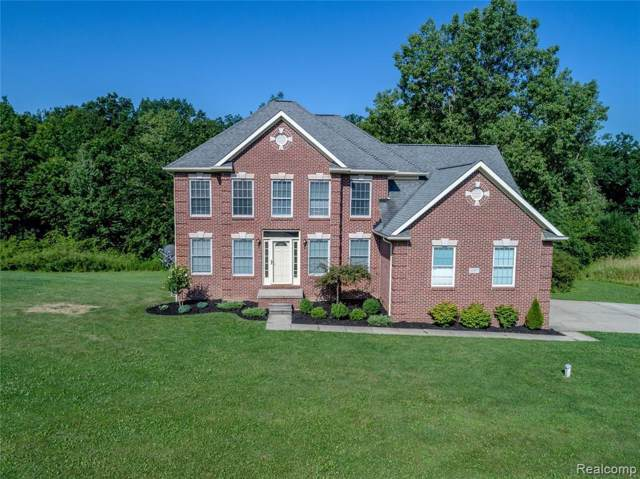 1197 Briar Hill Dr, Lapeer, MI 48446 (MLS #R219084492) :: Berkshire Hathaway HomeServices Snyder & Company, Realtors®