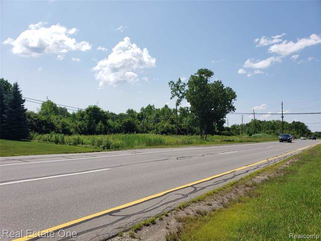 0 Fort St E, Brownstown, MI 48173 (MLS #R219084591) :: The Toth Team