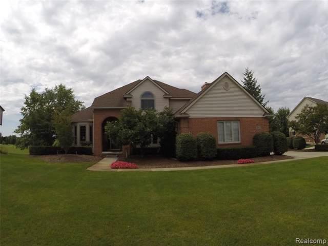 2243 Arciero Crt, Howell, MI 48855 (MLS #R219084678) :: Berkshire Hathaway HomeServices Snyder & Company, Realtors®