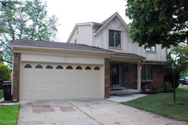 16341 Canterbury Crt, Macomb, MI 48044 (MLS #R219084708) :: Berkshire Hathaway HomeServices Snyder & Company, Realtors®