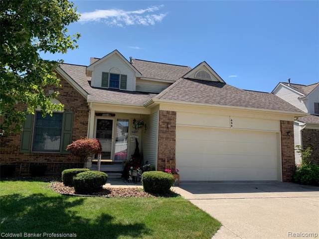 646 Rolling Hills Ln, Lapeer, MI 48446 (MLS #R219084779) :: Berkshire Hathaway HomeServices Snyder & Company, Realtors®
