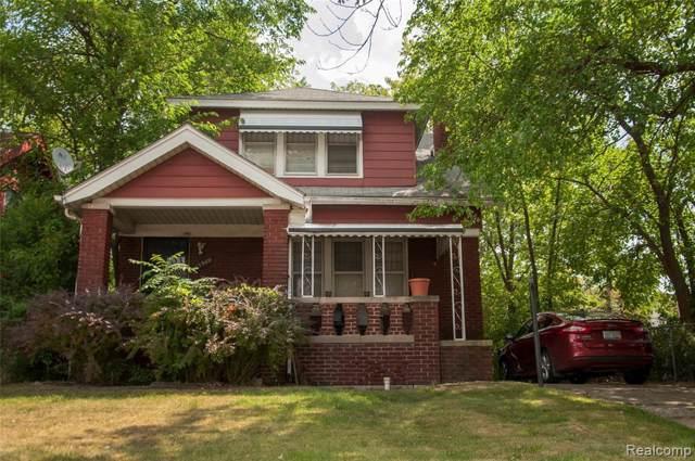 13940 Mark Twain St, Detroit, MI 48227 (MLS #R219085188) :: Berkshire Hathaway HomeServices Snyder & Company, Realtors®